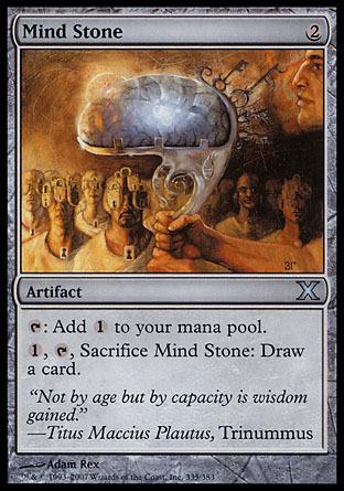 PIEDRA MENTAL / MIND STONE (DECIMA)