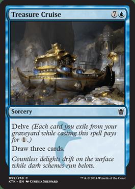 Resultado de imagen de Treasure Cruise