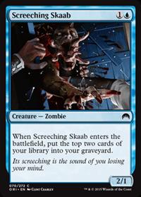 SKAAB CHILLON / SCREECHING SKAAB (MAGIC ORIGENES)
