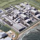 A rendition of the future Hinkley Point C nuclear plant