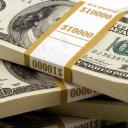Money a roll of bills
