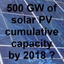 500 GW by 2018