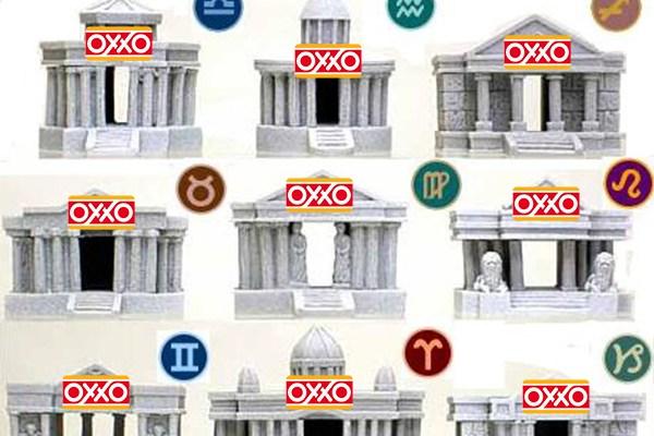 Grecia el ruinaversal - Casas del zodiaco ...