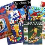 Colección de Álbumes Copa Mundial de Fútbol [PDF – JPG]