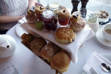 Marco's Italian Afternoon Tea, other side