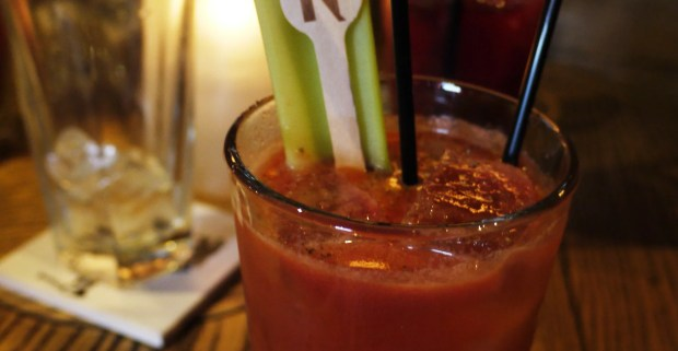 Brunch drink 3: Bloody Mary