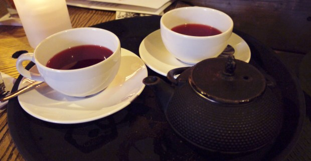 Red Berry Fruit tea