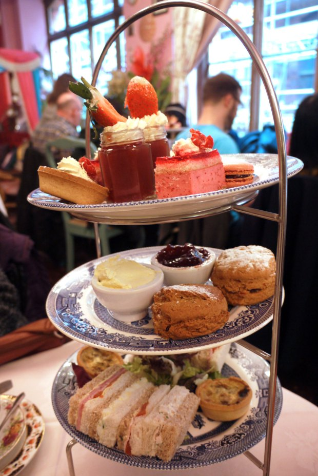 Richmond Tea Rooms The Queen's Tea