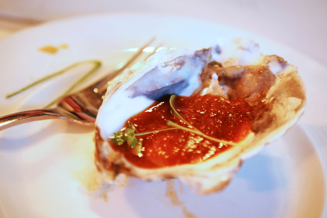 Oyster with Nam-jin