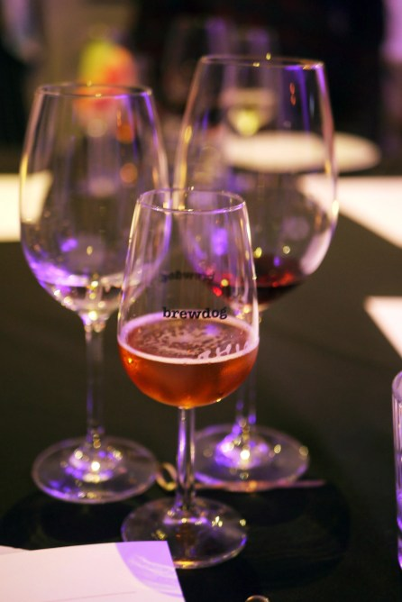 Gavi DOCG Tuffolo Italy, BrewDog Vagabond Pale Ale, Scotland and Pinot Noir, Pasarisa, Patagonia Argentina