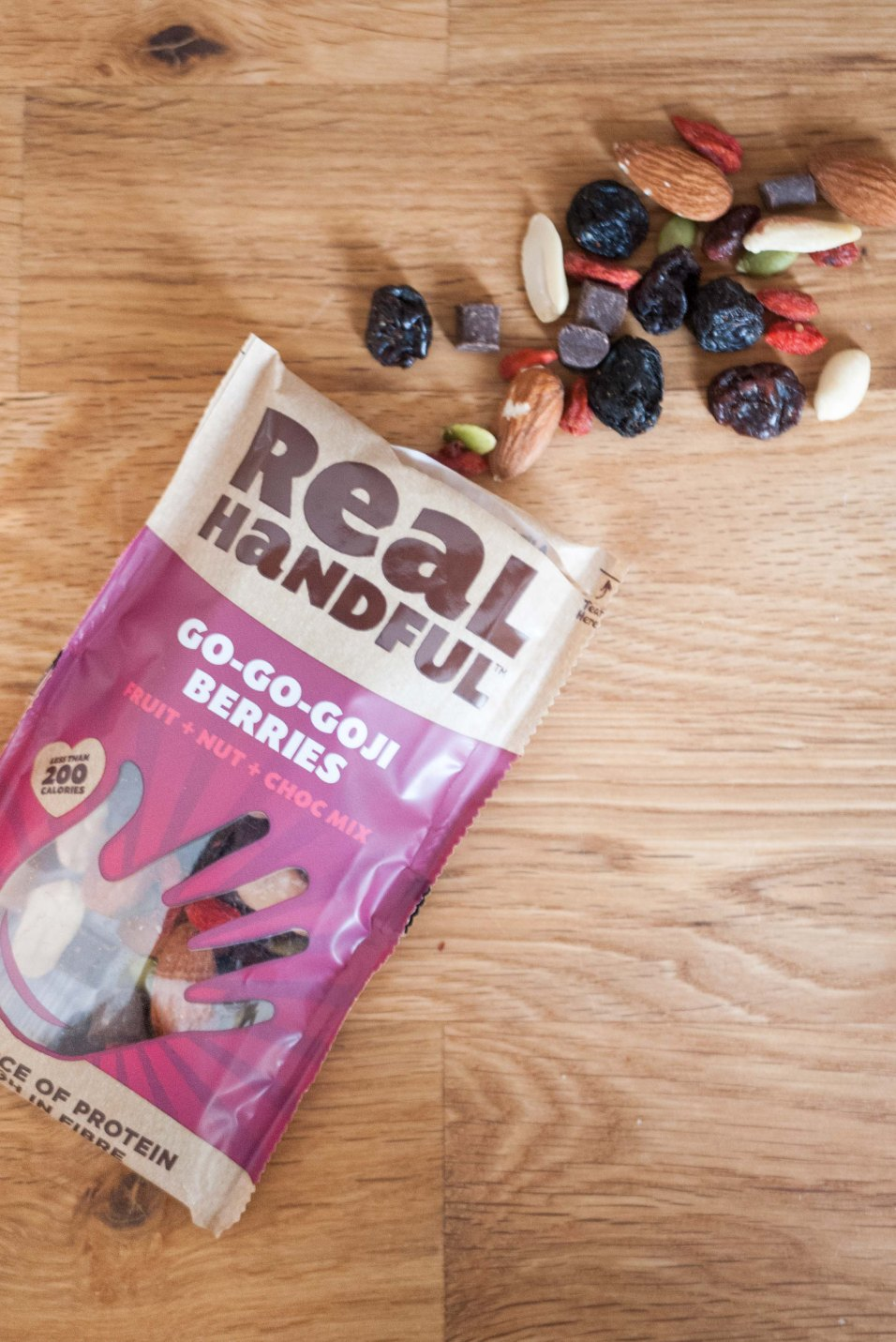 Real Handful's Go-Go-Goji Berries