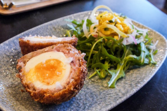Cumberland Scotch Egg (£5.95)