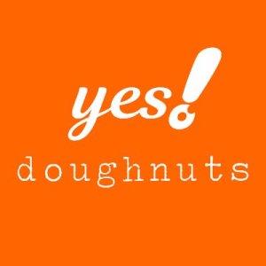 Yes! Doughnuts logo