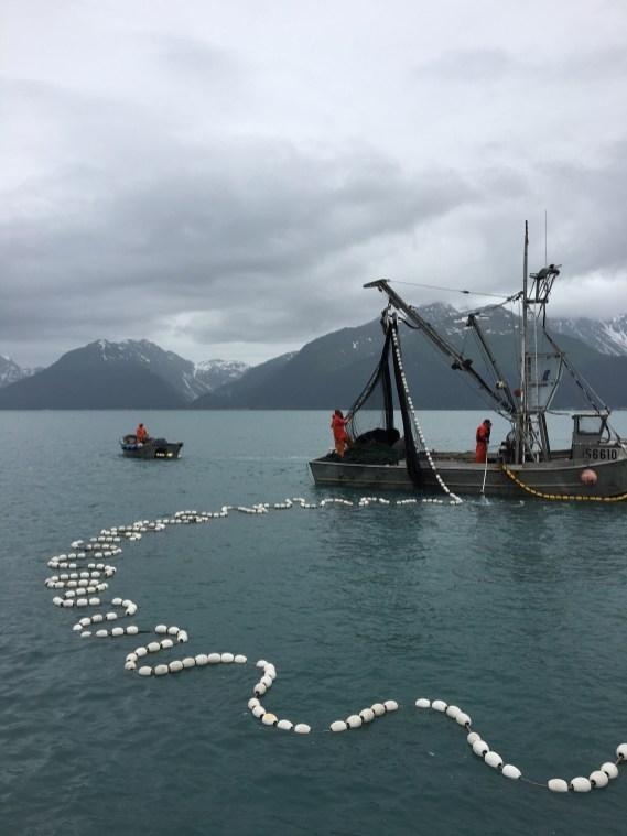 Boats in Alaska