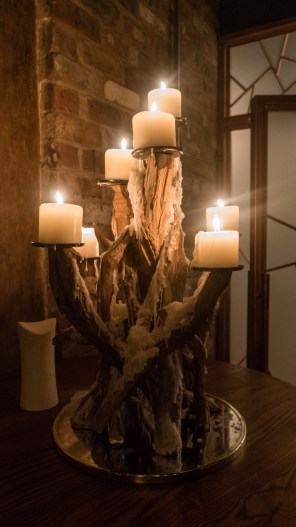 Banyan candelabra