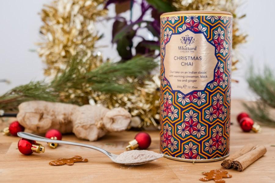 Christmas Chai £8