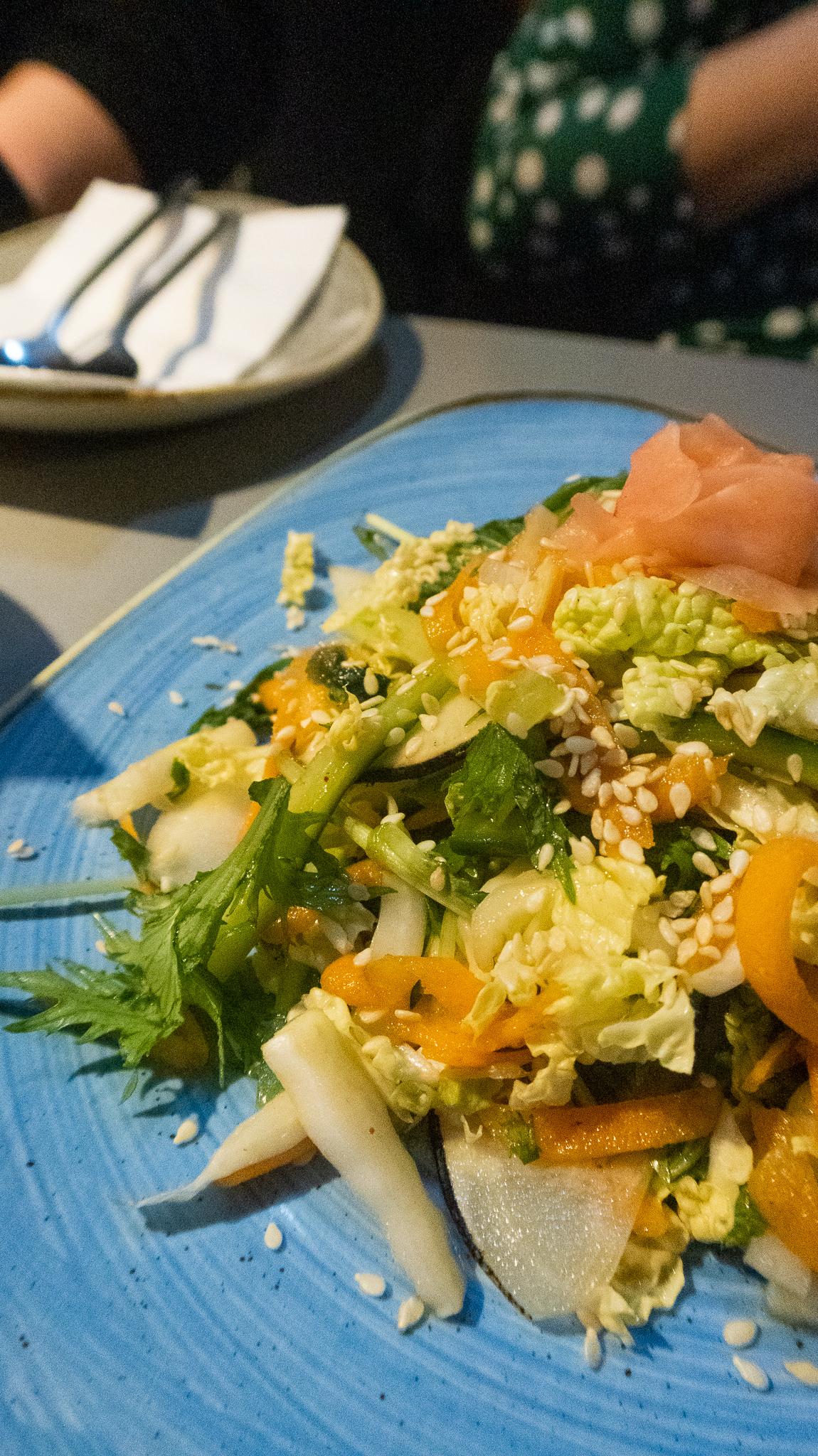 Japanese Salad £5.95