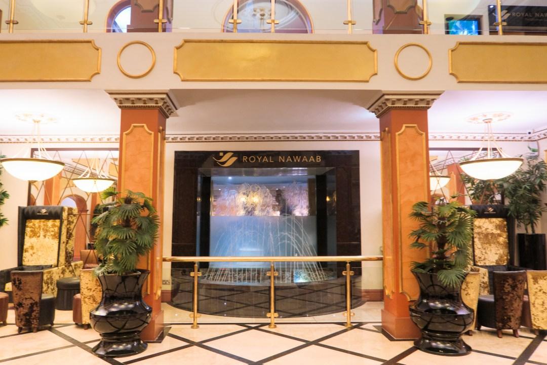 Royal Nawaab foyer