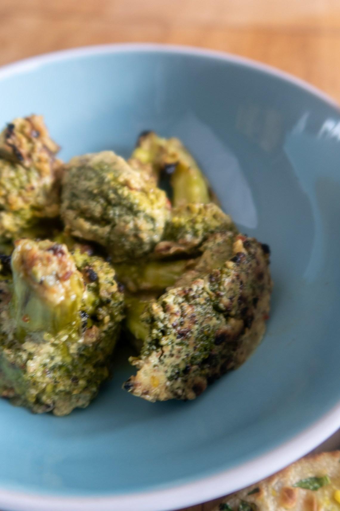 Mali Broccoli from Barfi Catering