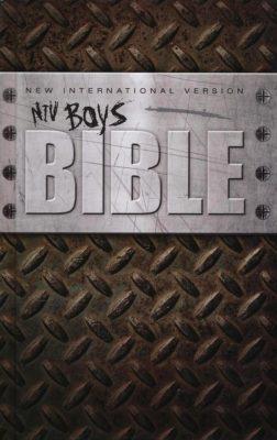Book: Boys Bible