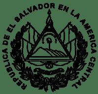 Escudo de El Salvador para colorear - El Salvador mi pas