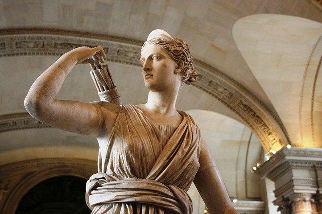Diana, la Cazadora Virgen.