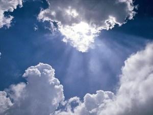 Según la mitología, el cuerpo físico de Achamán era el cielo. Imagén de la Wikipedia