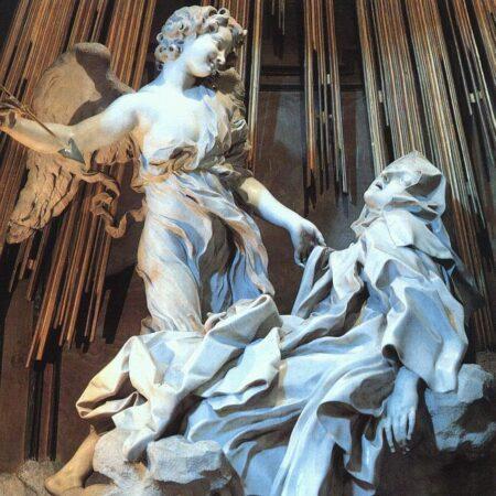 Santa Teresa de Jesús. Mistica de la Oración Meditativa