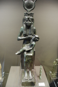 isis-amamantando-a-horus
