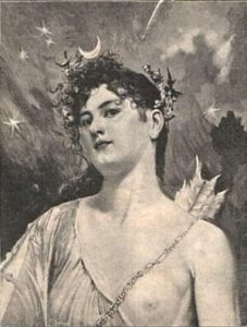 Hija de Diana reina de las hadas