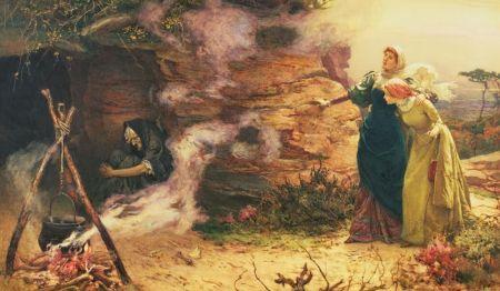 Vsitando la bruja
