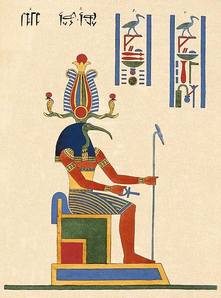 Toth – Hermes, el dios de la Sabiduria