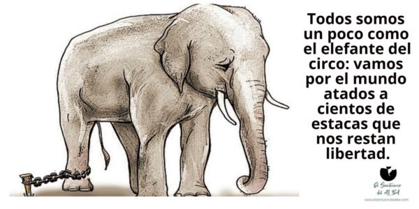 «El elefante encadenado»deJorge Bucay
