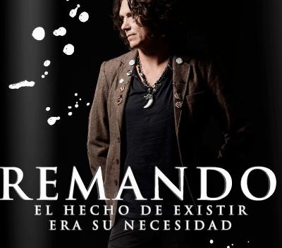 """SAUL HERNANDEZ nuevo disco como solista """"Remando"""""""