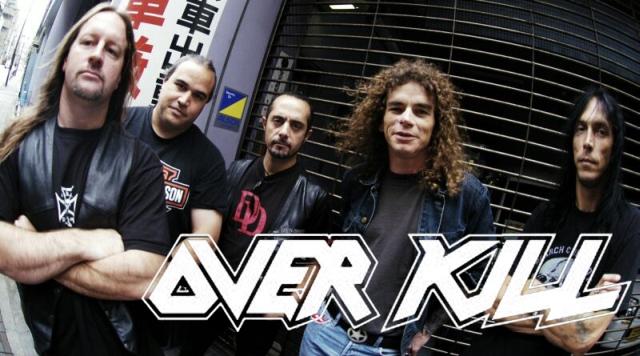 Confirmado OVERKILL en Rock al Parque 2011