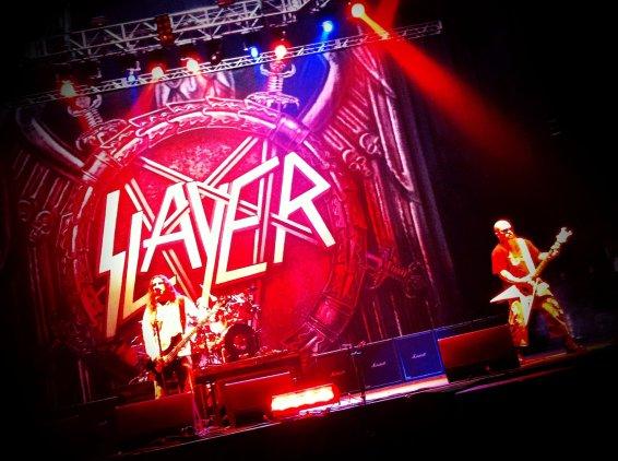 Slayer en Colombia 2011: TOM ARAYA habla de su proxima parada en Bogota