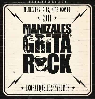 DEATH ANGEL en Colombia, Ago 14 en el Festival Manizales Grita Rock 2011