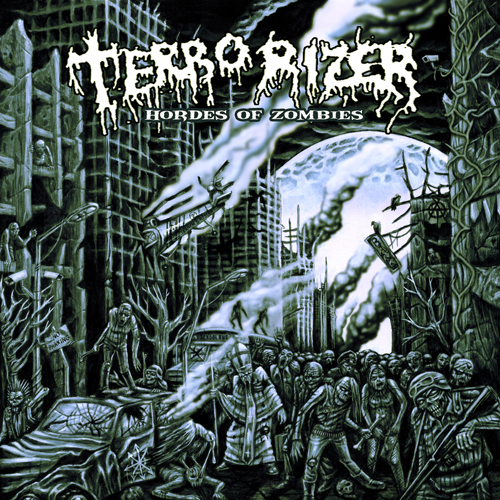 HORDES OF ZOMBIES New Album 2012 - Terrorizer