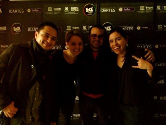 Convocatoria para la Internacionalización Rock al Parque 2013
