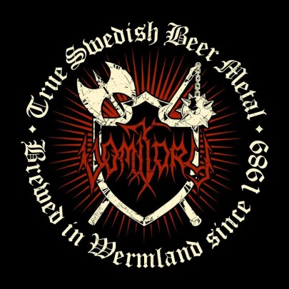 Vomitory logo