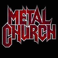 METAL CHURCH logo