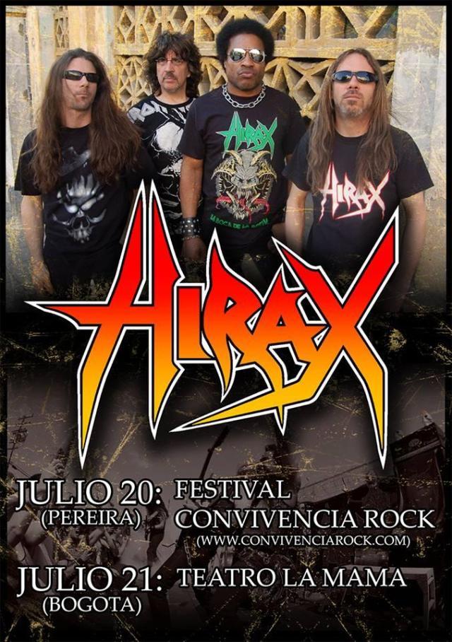 hirax colombia 2013