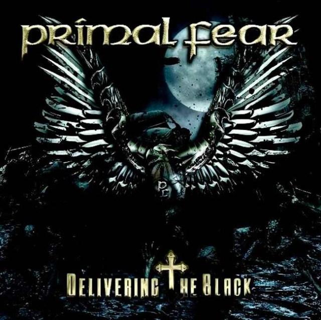 PRIMAL FEAR Delivering The Black