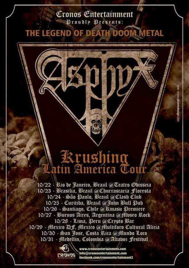 asphyx colombia 2015