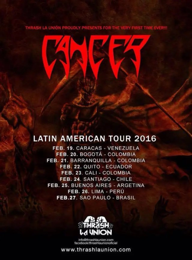 cancer sudamerica 2016
