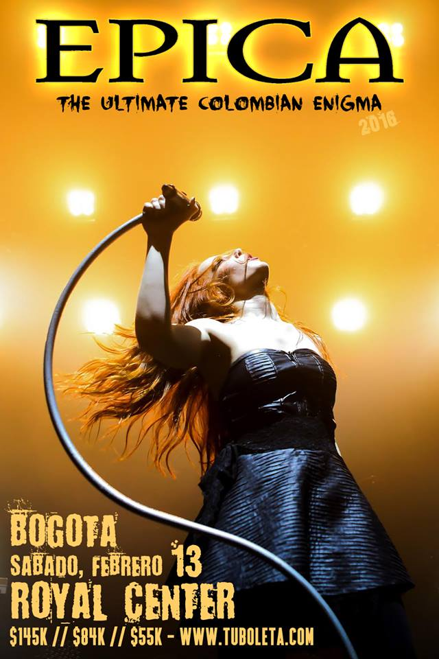 epica colombia 2016