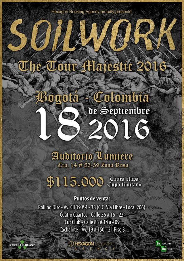 soilwork colombia