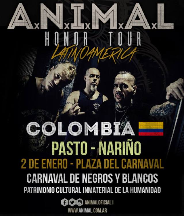 animal colombia 2017 pasto