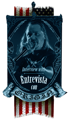 Exclusiva entrevista con Origin, Jason - A killer Metal interview with Origin