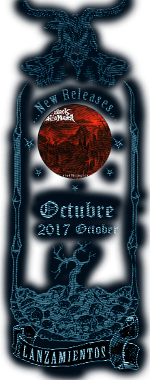 Rock, Metal Releases Oct 2017